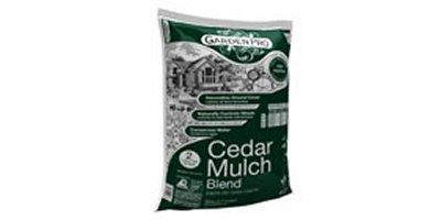 Cedar Mulch Blend